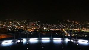 長崎市稲佐山展望台