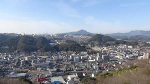長崎県西彼杵郡の展望台