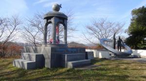 長崎県長与町の中尾城公園